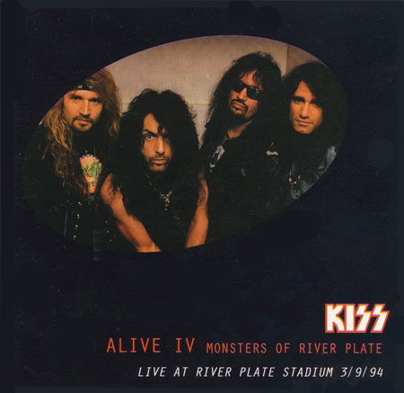 Bootlegs 187 1994 187 alive iv monsters of river plate