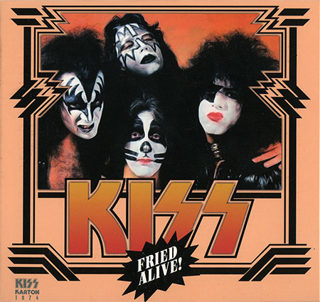 Kiss Boxset Kiss Karton The Godfather Records G R